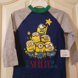 4/$16  NWT Gymboree boys shirt.